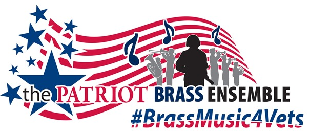 Logo Patriot Brass Music4Vets